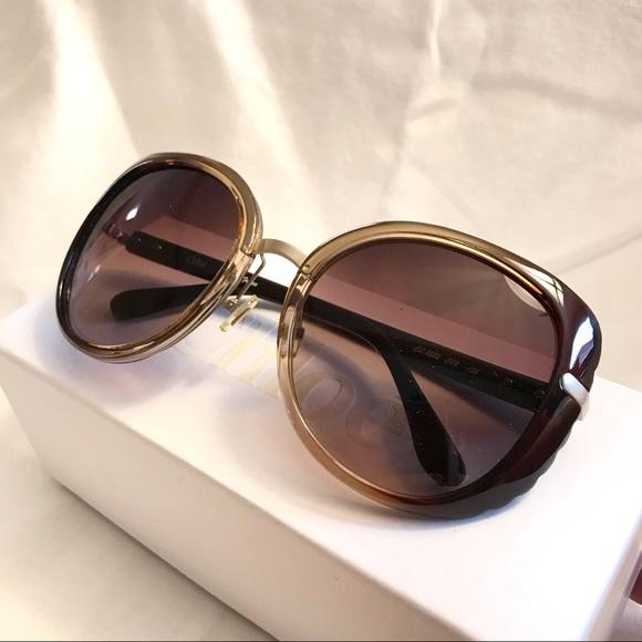 8b6da6b0dc9 Chloe Accessories - Authentic Chloe Sunglasses CL 2225 C02 135 56-21